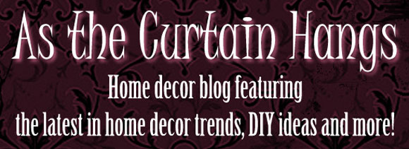 As the Curtain Hangs Blog by InteriorDecorating