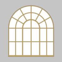 Arched Window Rod