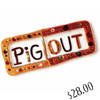 Pig Out Platter