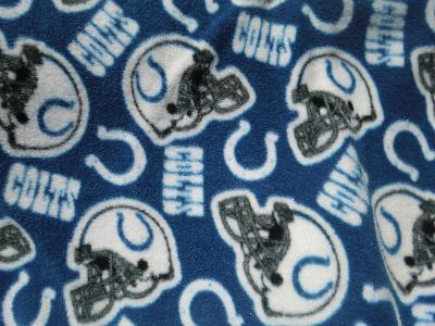 Foust Textiles Inc Indianapolis Colts Fleece  Search Results