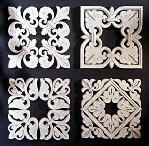 Casey Collection Square Grilles Set  Search Results