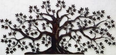 Dr  Livingstone Rusted Brown Tree Wall Art  Search Results