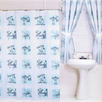 Carnation Home Fashions  Inc Bath Time Shower Curtain Multi Search Results