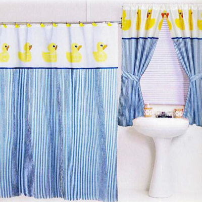 Carnation Home Fashions Inc Ducky Shower Curtain Multi Search Results