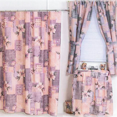 Carnation Home Fashions  Inc Magnolia Shower Curtain Multi Search Results