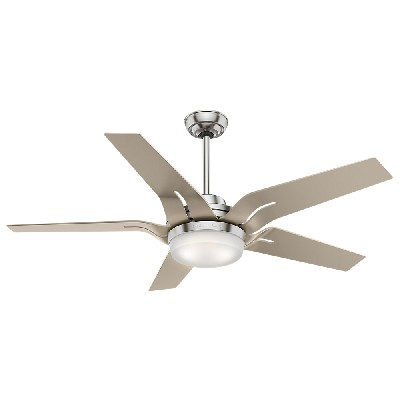 Casablanca Fan Co Correne Brushed Nickel Casablanca Contemporary Fans