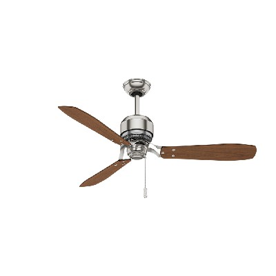 Casablanca Fan Co Tribeca� Brushed Nickel Casablanca Contemporary Fans