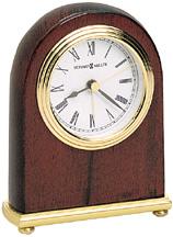 Howard Miller Rosewood Arch Clock Rosewood Alarm Clocks