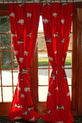 College Covers Arkansas Razorbacks Curtain Panels  Search Results