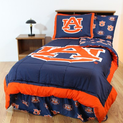 College Covers Auburn Tigers Bed-in-a-Bag Set  Search Results