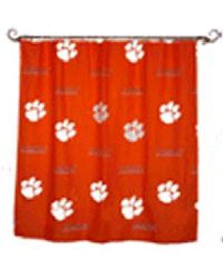 Marvelous Clemson Tigers Standard Shower Curtain
