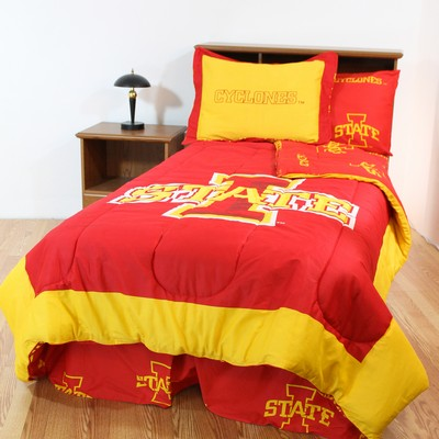 College Covers Iowa State Cyclones Bed-in-a-Bag Set  Search Results