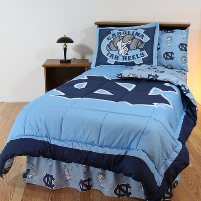 College Covers North Carolina Tar Heels Bed-in-a-Bag Set  Search Results