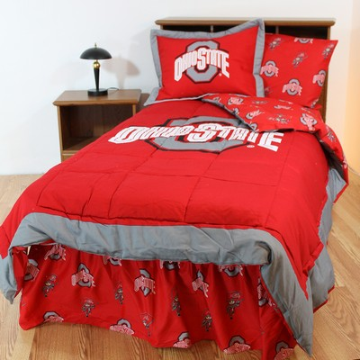 College Covers Ohio State Buckeyes Bed-in-a-Bag Set  Search Results