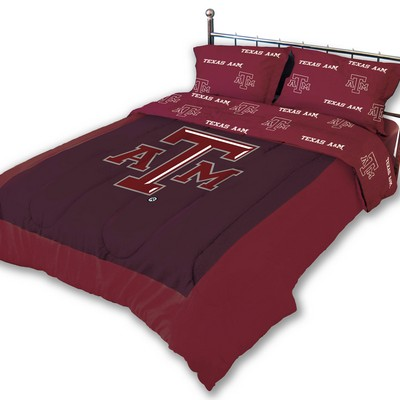 College Covers Texas A&M Aggies Comforter Set  Search Results