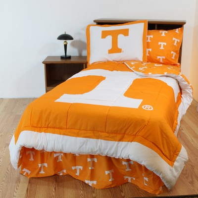 College Covers Tennessee Volunteers Bed-in-a-Bag Set  Search Results