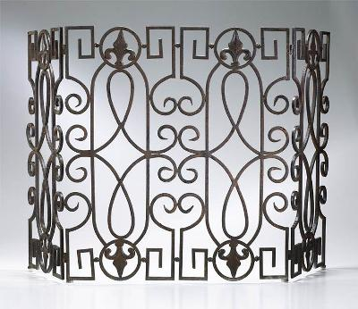 Cyan Design Wrought Iron Fire Screen Rustic Iron Search Results