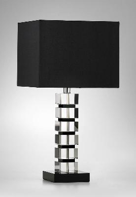 Cyan Design Purdue Crystal Table Lamp Black and Clear Search Results