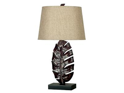 Kenroy Frond Table Lamp Mottled Bronze Search Results