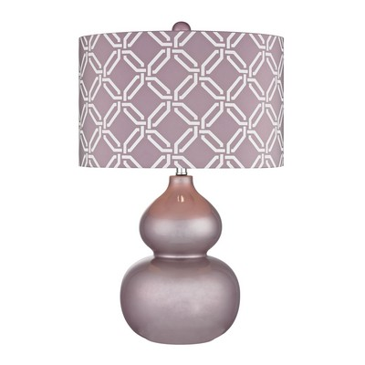 Lazy Susan d2528 Lilac Luster Kids Lamps and Shades