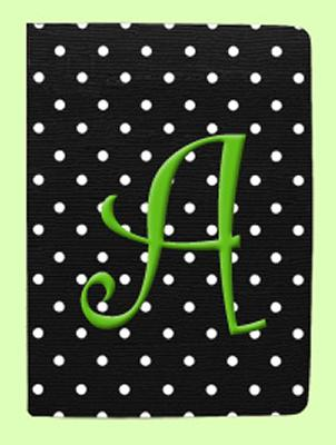 Mainstreet Collection Monogrammed Notebook  Search Results