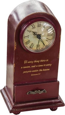Manual Woodworkers and Weavers  Inc To Everything A Purpose Table Clock  Search Results