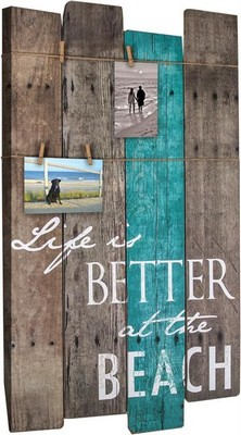 Manual Woodworkers and Weavers  Inc Life Is Better At The Beach Sign  Search Results