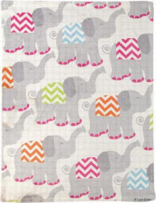 Manual Woodworkers and Weavers  Inc Tiny Trunks Pink Fleece Blanket  Search Results