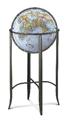 Replogle Globes Trafalgar Floor Globe  Search Results