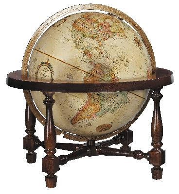 Replogle Globes Colonial Table Globe  Search Results