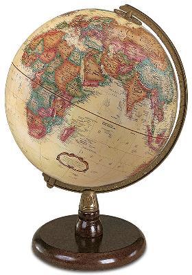 Replogle Globes Quincy Desk Globe  Search Results