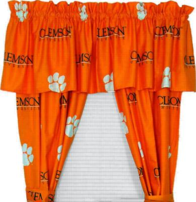 College Covers Clemson Tigers Curtain Panels  Search Results