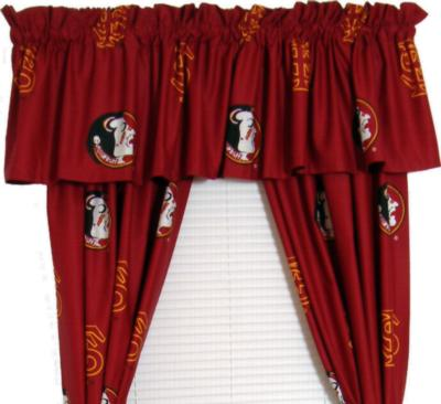 College Covers Florida State Seminoles Curtain Panels  Search Results