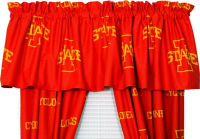 College Covers Iowa State Cyclones Valance  Search Results