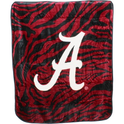 College Covers Alabama Crimson Tide Raschel Throw Blanket 50x60  Search Results