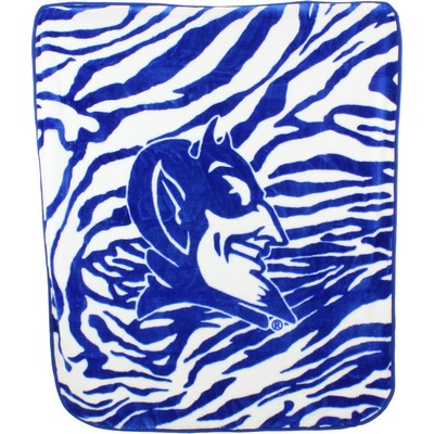 College Covers Duke Blue Devils Raschel Throw Blanket 50x60  Search Results