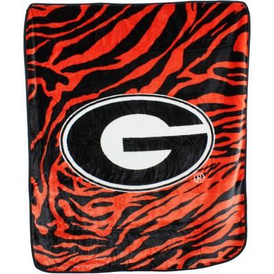 College Covers Georiga Bulldogs Raschel Throw Blanket 50x60  Search Results