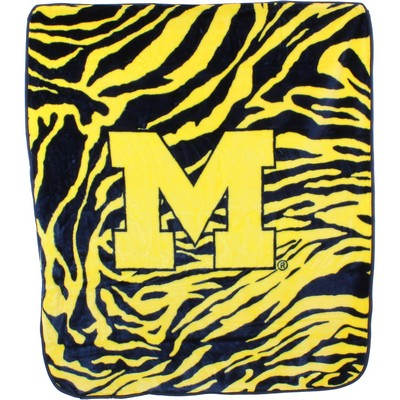 College Covers Michigan Wolverines Raschel Throw Blanket 50x60  Search Results