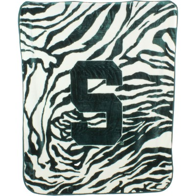 College Covers Michigan State Bulldogs Raschel Throw Blanket 50x60  Search Results