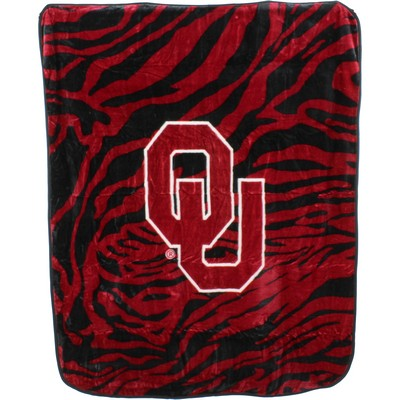 College Covers Oklahoma Sooners Raschel Throw Blanket 50x60  Search Results