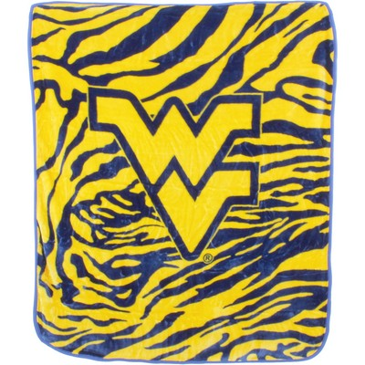 College Covers West Virgina Mountaineers Raschel Throw Blanket 50x60  Search Results