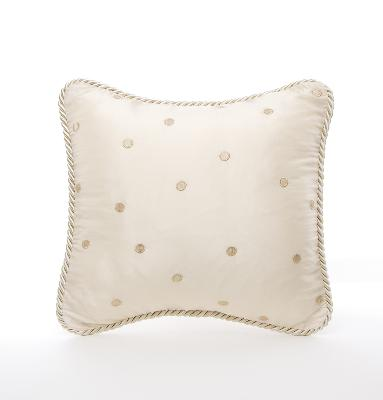 Glenna Jean Ava Mocha Dot Pillow  Search Results