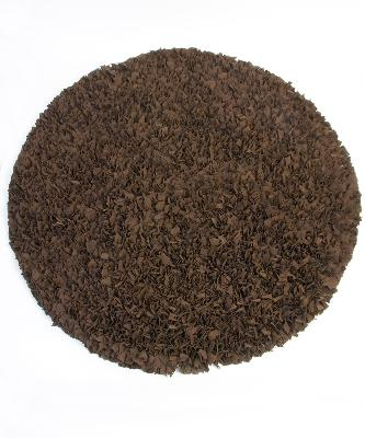 Glenna Jean Round Chocolate Shag Rug  Search Results