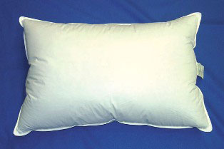 Harris Pillow Supply Down Feather Queen Pillow  Down Pillows