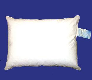Harris Pillow Supply Heavenly Down Standard Pillow  Down Pillows