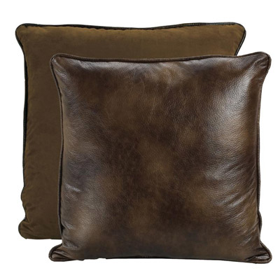 HomeMax Imports Distressed Faux Leather Euro Sham  Search Results