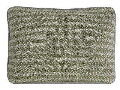 HomeMax Imports Arlington Knitted Pillow  Traditional Pillows