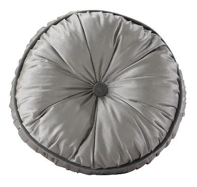 HomeMax Imports Buttoned Round Pillow  Search Results