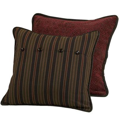 HomeMax Imports Wilderness Ridge Reversible Eurosham  Traditional Pillows