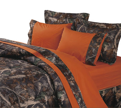 HomeMax Imports Oak Camo Full Sheet Set  Search Results